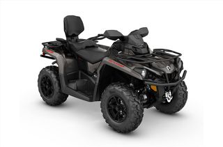CAN-AM Outlander Max 650 Xt UTLANDER 650 MAX XT-P DPS