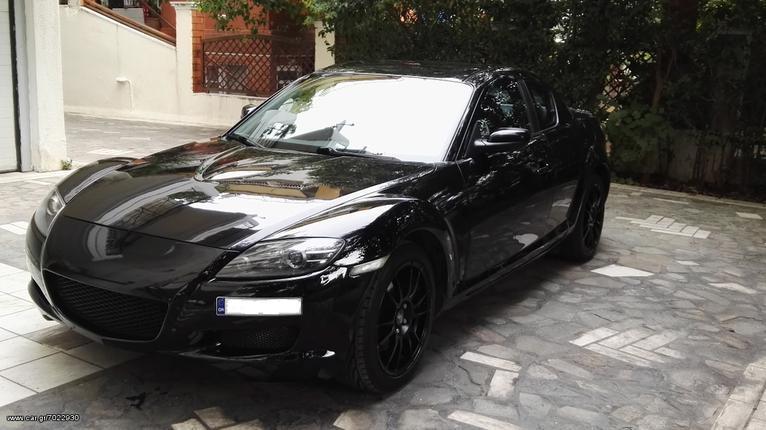 Mazda Rx 8 08 6 500 Eur Syzhthsimh Car Gr