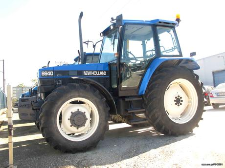 New Holland  6640 '98 - € 1 EUR