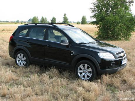Chevrolet Captiva 2.0 4WD 7/θέσιο Exclusive LT '08 - € 11.500 EUR