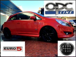 Opel Corsa OPC COLOR RACE EURO 5