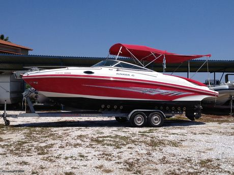 Rinker  246 Captiva Caddy Cabin '07 - € 40.000 EUR (Συζητήσιμη)