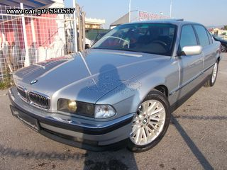 Bmw 750 LONG IL V8