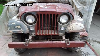 Jeep Willys M38 A1