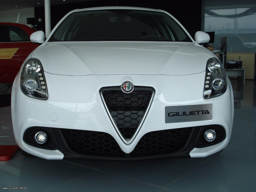 Alfa Romeo Giulietta Diesel Car Gr