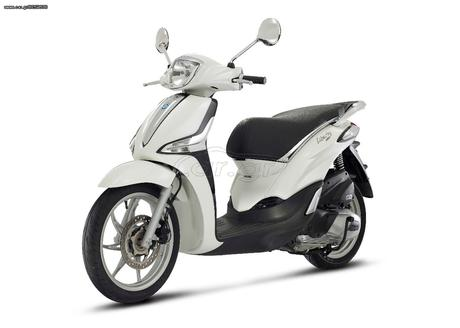 Piaggio  LIBERTY 150 I-GET ABS '17 - 0 EUR