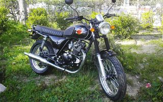 Euromotors ATHENSVILLE 125 ATHENSVILLE 125