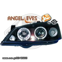 OPEL ASTRA G ANGEL EYES BLACK-ΜΑΥΡΑ