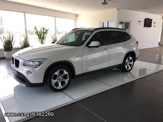 Bmw X1 20i sDrive 184hp 8τάχυτο