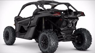 CAN-AM  MAVERICK X3 XRS NEW TURBO2018