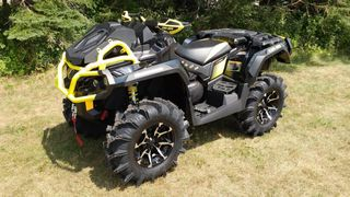 CAN-AM  OUTLANDER X MR 1000R NEW 2018