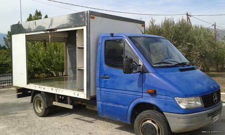 Mercedes-Benz  412D SPRINTER '98 - € 7.550 EUR (Συζητήσιμη)