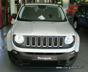 Jeep Renegade 1.6L MJTD SPORT 120 HP