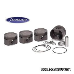 Supertech pistons 82mm 20vt 1.8t πιστονια Audi S3 Golfi biza cupra