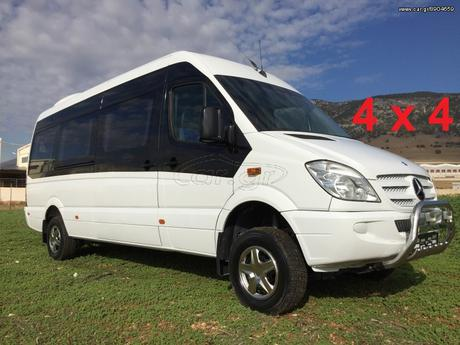 Mercedes-Benz  4x4 SPRINTER 315 316 319 519 '08 - Ρωτήστε τιμή