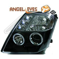 CITROEN C2 ANGEL EYES ΜΑΥΡΑ/BLACK