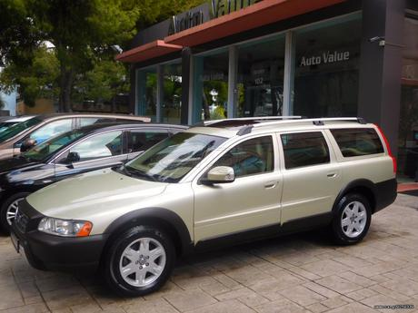 Volvo XC 70 CROSS COUNTRY 2.5  '06 - 7.300 EUR