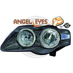 VW PASSAT TYPE 3C ANGEL EYES MAYPA/BLACK