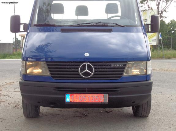 Mercedes-Benz Sprinter 312D SPRINTER 312 TURBO '97 - € 5 800 - Car gr