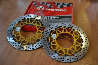 BREMBO RACE DISKS
