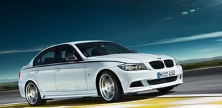 BMW SERIES 3 E90 ΠΛΑΙΝΑ ΜΑΡΣΠΙΕ / SIDE SKIRTS  M Perforamnce