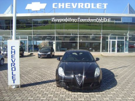 Alfa Romeo Giulietta PROGRESSION TURBO 170 HP '11 - € 9.900 EUR