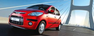 Hyundai i 10 RENT A CAR VOLOS