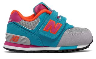 New Balance KV574WTI Cut and Paste Hook and Loop Παπούτσια Παιδικά