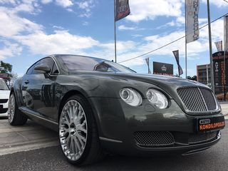 Bentley Continental GT MULLINER ΣΑΝ ΚΑΙΝΟΥΡΓΙΟ!!
