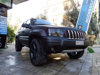 Jeep Grand Cherokee BLACK STEALTH OVERLAND H.O