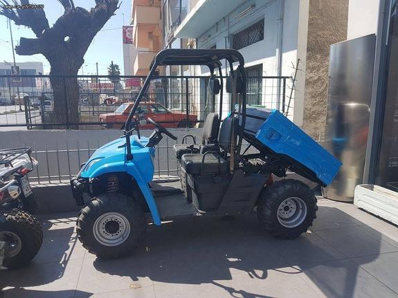 Linhai LH 300 Muddy 4x4 '13 - € 4 100 - Car gr
