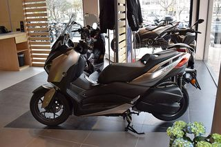 Yamaha X-Max 300  ABS ΔΥΝΑΤΟΤΗΤΑ TEST RIDE!!