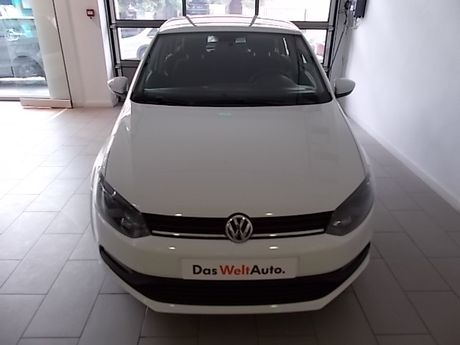 Volkswagen Polo 1.4 TDI 75PS CONCEPTLINE 5D '16 - 10.900 EUR